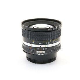 【あす楽】 【中古】 《良品》 Nikon Ai Nikkor 20mm F2.8S [ Lens | 交換レンズ ]