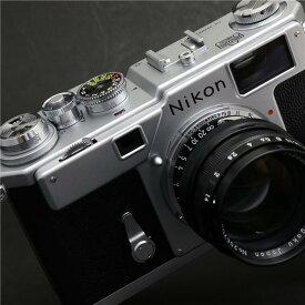 【あす楽】 【中古】 《美品》 Nikon S3 Limited Edition (50mm F1.4付) シルバー 【2000年に期間限定受注生産された特別モデルが入荷しました!】【ファインダー内清掃/シャッタースピードピント調整/各部点検済】