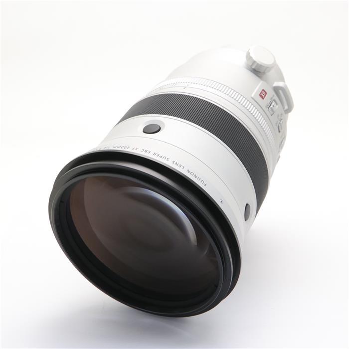 【あす楽】 【中古】 《新同品》 FUJIFILM フジノン XF200mm F2 R LM OIS WR [ Lens | 交換レンズ ]