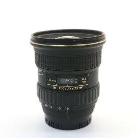【あす楽】 【中古】 《良品》 Tokina AT-X124 PRO DX (AF12-24mmF4) (ニコン用) [ Lens | 交換レンズ ]