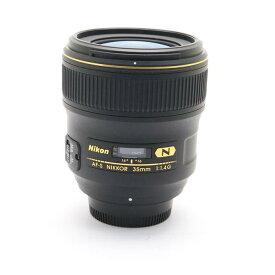 【あす楽】 【中古】 《美品》 Nikon AF-S NIKKOR 35mm F1.4G [ Lens | 交換レンズ ]