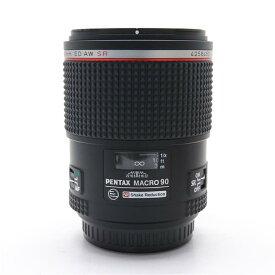 【あす楽】 【中古】 《美品》 PENTAX HD D FA645 Macro 90mm F2.8 ED AW SR [ Lens | 交換レンズ ]