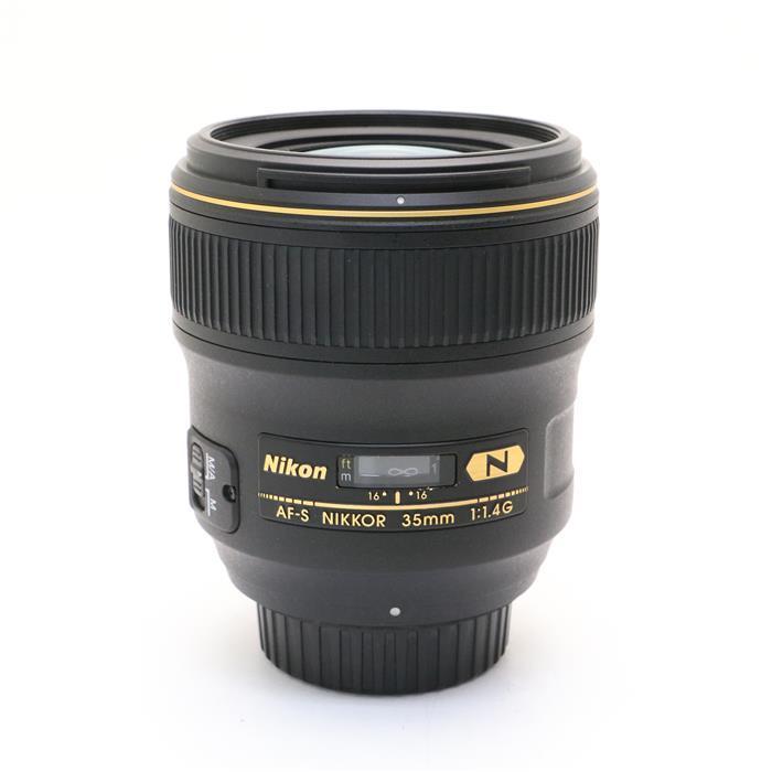 【あす楽】 【中古】 《良品》 Nikon AF-S NIKKOR 35mm F1.4G [ Lens | 交換レンズ ]