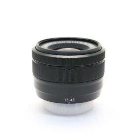 【あす楽】 【中古】 《良品》 FUJIFILM フジノン XC15-45mm F3.5-5.6 OIS PZ ブラック [ Lens | 交換レンズ ]