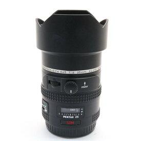 【あす楽】 【中古】 《並品》 PENTAX D FA645 25mm F4AL[IF] SDM AW [ Lens | 交換レンズ ]