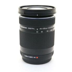 【あす楽】 【中古】 《良品》 OLYMPUS M.ZUIKO DIGITAL 40-150mm F4.0-5.6R ブラック [ Lens | 交換レンズ ]