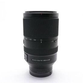 【あす楽】 【中古】 《良品》 SONY FE 70-300mm F4.5-5.6 G OSS SEL70300G [ Lens | 交換レンズ ] [ Lens | 交換レンズ ]