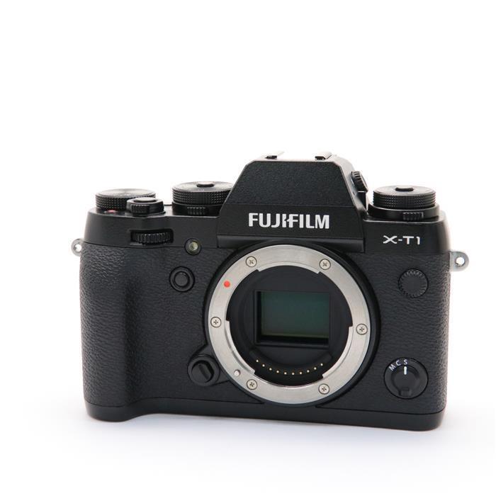 【あす楽】 【中古】 《良品》 FUJIFILM X-T1 ボディ ブラック [ デジタルカメラ ]