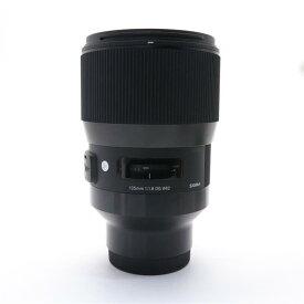 【あす楽】 【中古】 《良品》 SIGMA A 135mm F1.8 DG HSM(ソニーE用/フルサイズ対応) [ Lens | 交換レンズ ]