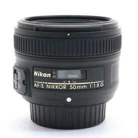 【あす楽】 【中古】 《美品》 Nikon AF-S NIKKOR 50mm F1.8G [ Lens | 交換レンズ ]