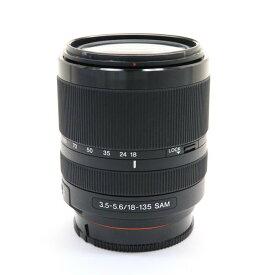 【あす楽】 【中古】 《良品》 SONY DT18-135mm F3.5-5.6 SAM SAL18135 [ Lens | 交換レンズ ]