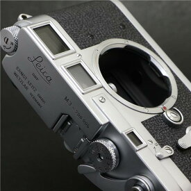 【あす楽】 【中古】 《良品》 Leica M3 (シリアルナンバー700001 ̄701000) 【ファインダー内清掃/各部点検済】【1954年製造 最初期ロットの希少モデル】