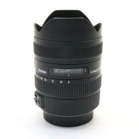 【あす楽】 【中古】 《良品》 SIGMA 8-16mm F4.5-5.6DC HSM(シグマ用) [ Lens | 交換レンズ ]