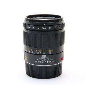 【あす楽】 【中古】 《良品》 Leica ズマリット M75mm F2.4 ブラック [ Lens | 交換レンズ ]
