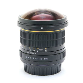 【あす楽】 【中古】 《美品》 その他 Opteka 6.5mm F3.5 HD 取り外しフード付き非球面魚眼レンズ (キヤノンEF用) [ Lens | 交換レンズ ]
