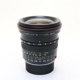 【あす楽】 【中古】 《美品》 Leica ズミルックス M21mm F1.4 ASPH. [ Lens   交換レンズ ]