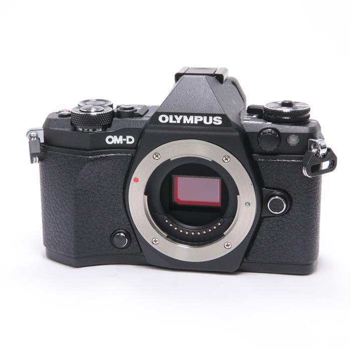 【あす楽】 【中古】 《美品》 OLYMPUS OM-D E-M5 Mark II ボディ ブラック [ デジタルカメラ ]