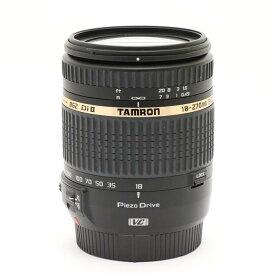 【あす楽】 【中古】 《並品》 TAMRON 18-270mm F3.5-6.3 DiII VC PZD/Model B008E(キヤノン用) [ Lens   交換レンズ ]