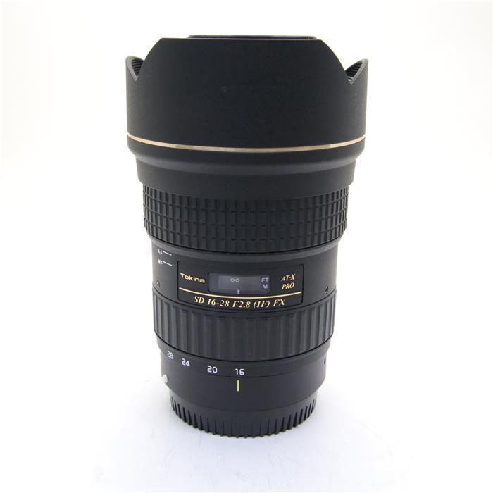 【あす楽】 【中古】 《美品》 Tokina AT-X 16-28mm F2.8 PRO FX(キヤノン用) [ Lens | 交換レンズ ]