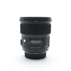 【あす楽】 【中古】 《美品》 SIGMA A 24mm F1.4 DG HSM(ニコン用) [ Lens | 交換レンズ ]