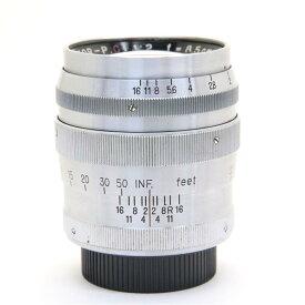 【あす楽】 【中古】 《並品》 Nikon NIKKOR-P.C (L) 85mm F2 シルバー 【レンズ内クリーニング/絞りリンググリス入替/各部点検済】 [ Lens | 交換レンズ ]