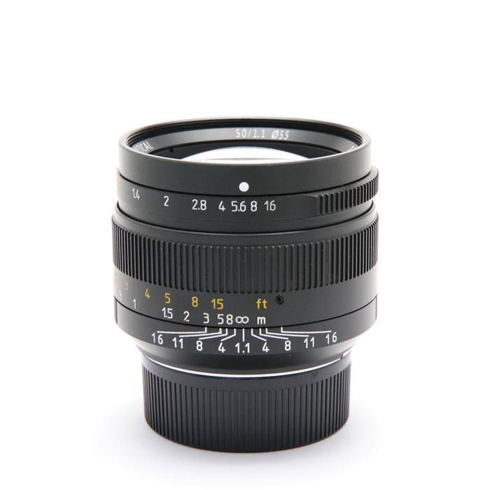 【あす楽】 【中古】 《良品》 七工匠 7artisans 50mm F1.1 (ライカM用) ブラック [ Lens   交換レンズ ]