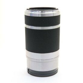 【あす楽】 【中古】 《難有品》 SONY E 55-210mm F4.5-6.3 OSS SEL55210 シルバー [ Lens | 交換レンズ ]