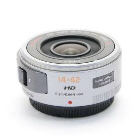 【あす楽】 【中古】 《良品》 Panasonic G X PZ 14-42mm F3.5-5.6 ASPH. POWER O.I.S. シルバー (マイクロフォーサーズ) [ Lens | 交換レンズ ]