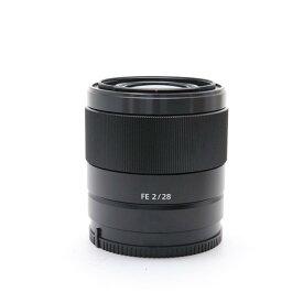 【あす楽】 【中古】 《美品》 SONY FE 28mm F2 SEL28F20 [ Lens | 交換レンズ ]