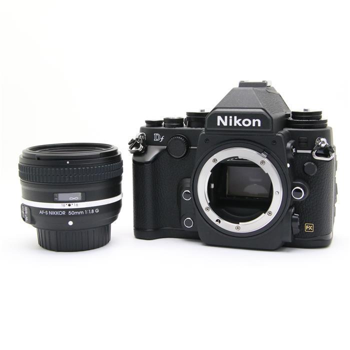 【あす楽】 【中古】 《美品》 Nikon Df 50mm F1.8G Special Editionキット ブラック [ デジタルカメラ ]