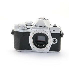 【あす楽】 【中古】 《良品》 OLYMPUS OM-D E-M10 Mark III ボディ シルバー [ デジタルカメラ ]