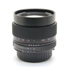 【あす楽】 【中古】 《良品》 Voigtlander NOKTON 58mm F1.4 SL II (ニコンAi-s用) [ Lens | 交換レンズ ]