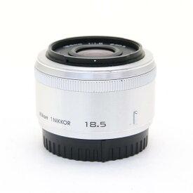【あす楽】 【中古】 《並品》 Nikon 1 NIKKOR 18.5mm F1.8 シルバー [ Lens | 交換レンズ ]
