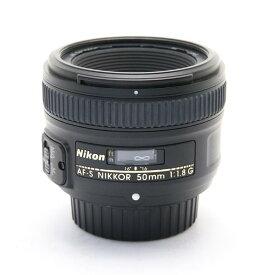 【あす楽】 【中古】 《良品》 Nikon AF-S NIKKOR 50mm F1.8G [ Lens | 交換レンズ ]