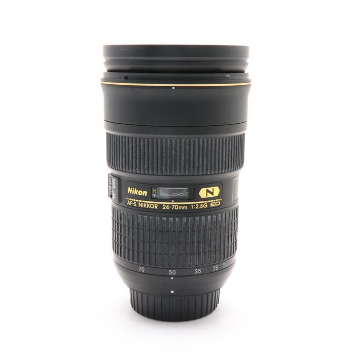 【あす楽】 【中古】 《並品》 Nikon AF-S NIKKOR 24-70mm F2.8 G ED [ Lens | 交換レンズ ]