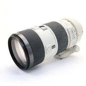 【あす楽】 【中古】 《並品》 SONY 70-200mm F2.8 G SSM II SAL70200G2 [ Lens | 交換レンズ ]
