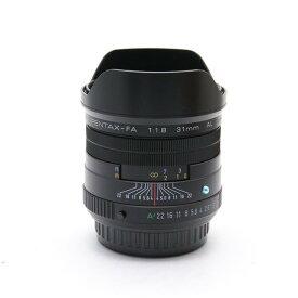 【あす楽】 【中古】 《美品》 PENTAX FA31mm F1.8 AL Limited ブラック [ Lens | 交換レンズ ] [ Lens | 交換レンズ ]