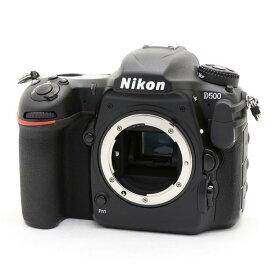 【あす楽】 【中古】 《良品》 Nikon D500 ボディ [ デジタルカメラ ]