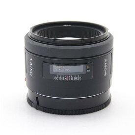 【あす楽】 【中古】 《良品》 SONY 50mm F1.4 SAL50F14 [ Lens | 交換レンズ ]