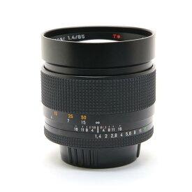 【あす楽】 【中古】 《難有品》 CONTAX Planar T*85mm F1.4 MM [ Lens | 交換レンズ ]