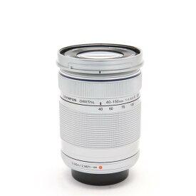 【あす楽】 【中古】 《良品》 OLYMPUS M.ZUIKO DIGITAL 40-150mm F4.0-5.6R シルバー (マイクロフォーサーズ) [ Lens | 交換レンズ ]