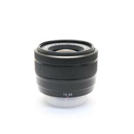 【あす楽】 【中古】 《美品》 FUJIFILM フジノン XC15-45mm F3.5-5.6 OIS PZ ブラック [ Lens | 交換レンズ ]