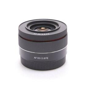 【あす楽】 【中古】 《美品》 SAMYANG AF 35mm F2.8 FE (ソニーE用/フルサイズ対応) [ Lens | 交換レンズ ]