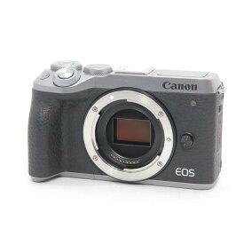 【あす楽】 【中古】 《良品》 Canon EOS M6 Mark II ボディ シルバー [ デジタルカメラ ]