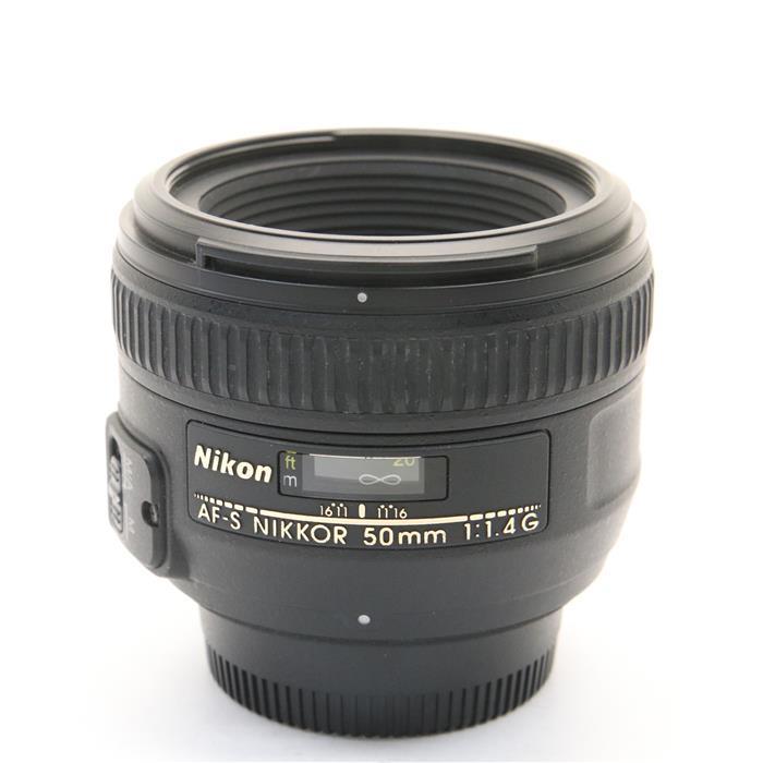 【あす楽】 【中古】 《良品》 Nikon AF-S NIKKOR 50mm F1.4 G [ Lens | 交換レンズ ]