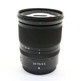 【あす楽】 【中古】 《美品》 Nikon NIKKOR Z 24-70mm F4 S [ Lens | 交換レンズ ]