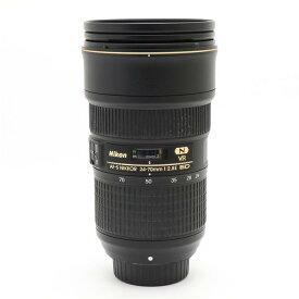【あす楽】 【中古】 《良品》 Nikon AF-S NIKKOR 24-70mm F2.8E ED VR [ Lens | 交換レンズ ] [ Lens | 交換レンズ ]