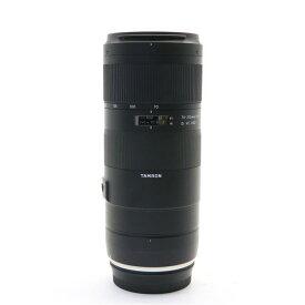 【あす楽】 【中古】 《並品》 TAMRON 70-210mm F4 Di VC USD / Model A034E (キヤノン用) [ Lens   交換レンズ ]