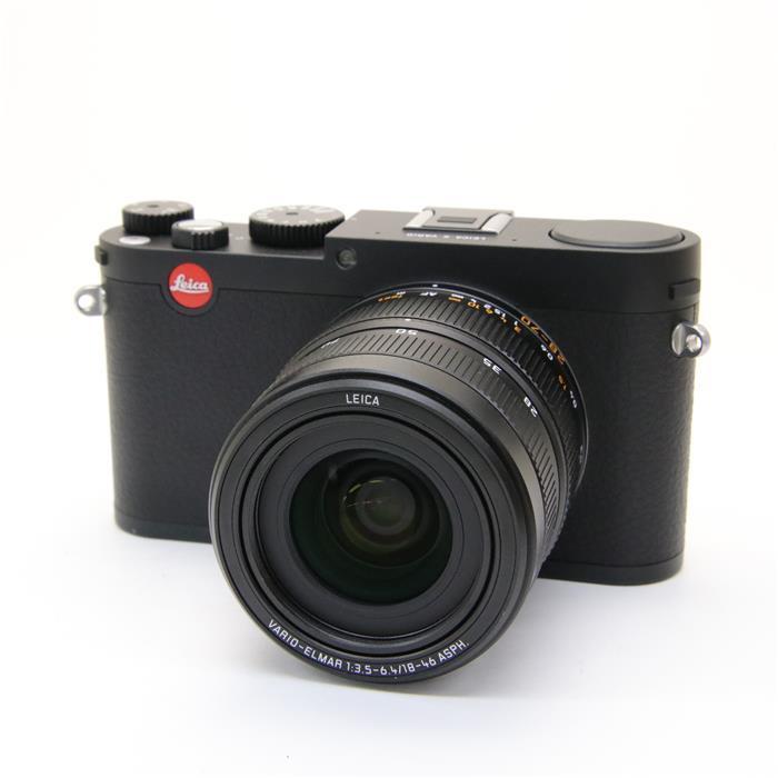 【あす楽】 【中古】 《並品》 Leica X Vario (Typ107) ブラック [ デジタルカメラ ]