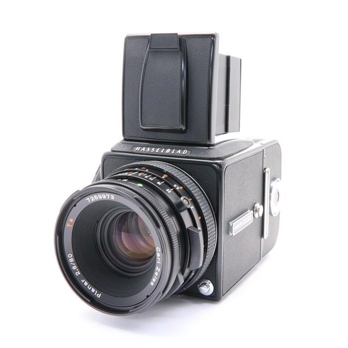 【あす楽】 【中古】 《良品》 HASSELBLAD 500C/M +CF80mm F2.8 +A12